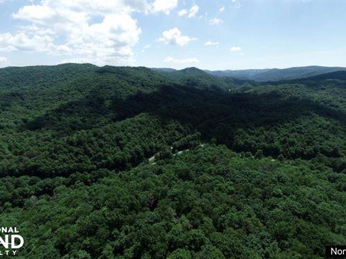 Panoramic Views Minutes From Brevar : Brevard : Transylvania County : North Carolina