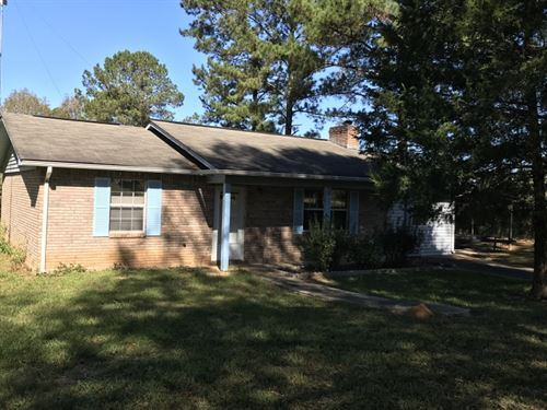 House And 9.01 Acres : Magnolia : Amite County : Mississippi