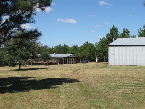 68 Union Church Road : Tylertown : Walthall County : Mississippi