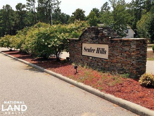 Senter Hills Lot 26 : Bunnlevel : Harnett County : North Carolina