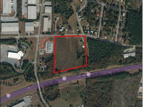 Commercial, Industrial, Development : Duncan : Spartanburg County : South Carolina