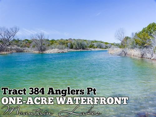 1.01 Acres In Erath County : Bluff Dale : Erath County : Texas