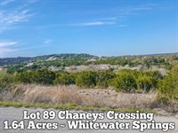 1.64 Acres In Burnet County : Bertram : Burnet County : Texas