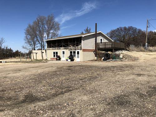 Creek View Acreage - Ansley : Mason City : Custer County : Nebraska