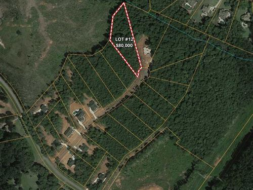1.64 Acres in Brawley Woods, Moore : Mooresville : Iredell County : North Carolina