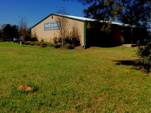 2.58 Acres In Wayne County : Waynesboro : Wayne County : Mississippi