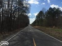 Shoal Creek Road Homesite Timber : Ashville : Saint Clair County : Alabama