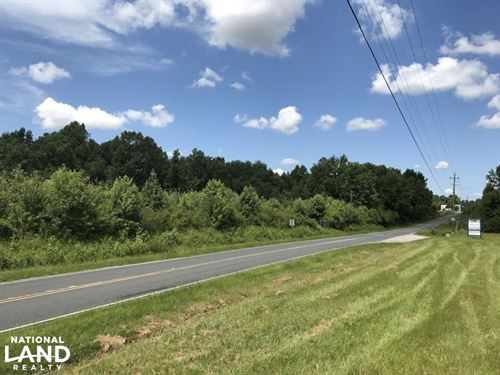 Vacant Land in Riegelwood : Delco : Columbus County : North Carolina