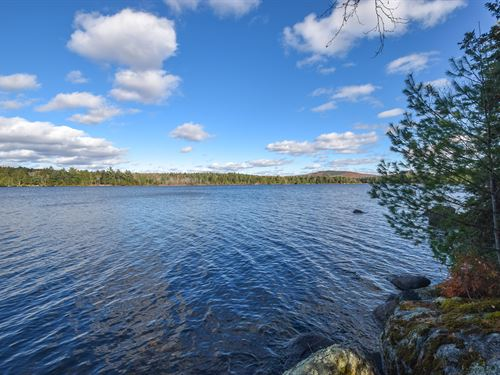 Loon's Landing Duck Lake Lot : Lakeville : Penobscot County : Maine
