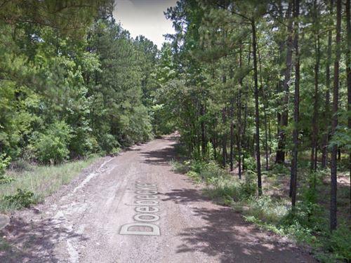 .48 Acres In Brookeland, TX : Brookeland : Jasper County : Texas