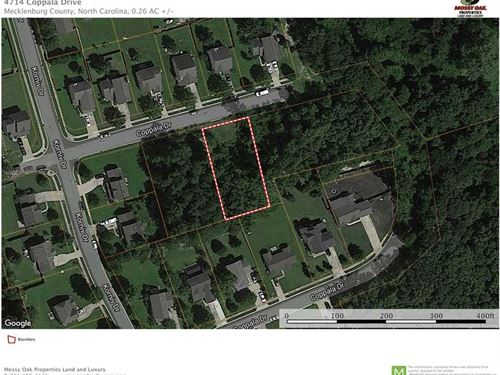 .26 Acre Lot in Charlotte, Meckle : Charlotte : Mecklenburg County : North Carolina