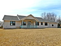 Fantastic Rural Property With Home : Oconomowoc : Dodge County : Wisconsin