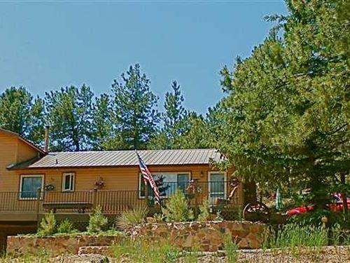 Sportsmans Paradise Retreat : Lake George : Park County : Colorado