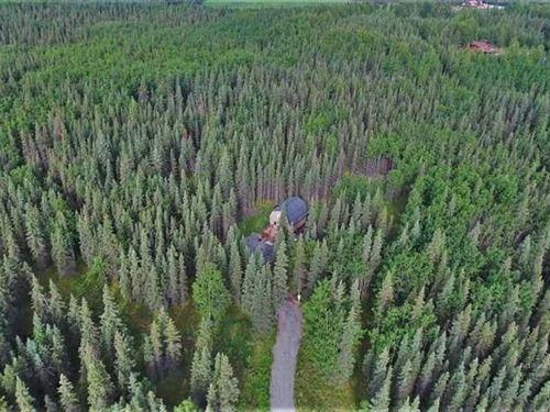 New Construction,Energy Efficient : Sterling : Kenai Peninsula Borough : Alaska