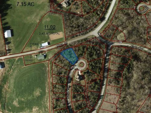 .29 Acres In Loudon, TN : Loudon : Tennessee