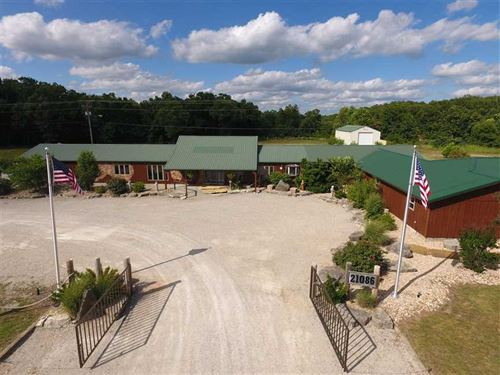 Commercial And Residential Buildin : Shell Knob : Barry County : Missouri