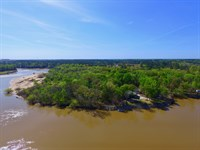 Waterfront Lot At Deen's Landing : Baxley : Appling County : Georgia
