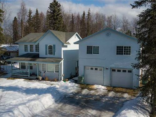 Nice 3Bd 2.5Ba With 1Bd 1Ba Mil un : Kenai : Kenai Peninsula Borough : Alaska