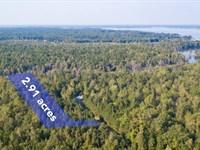 Desirable Long Point Landing : Chocowinity : Beaufort County : North Carolina