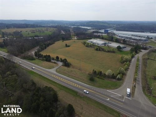 Commercial Acreage Adjacent to Suga : Loudon : Tennessee