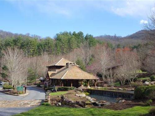 Bear Lake Reserve : Tuckasegee : Jackson County : North Carolina