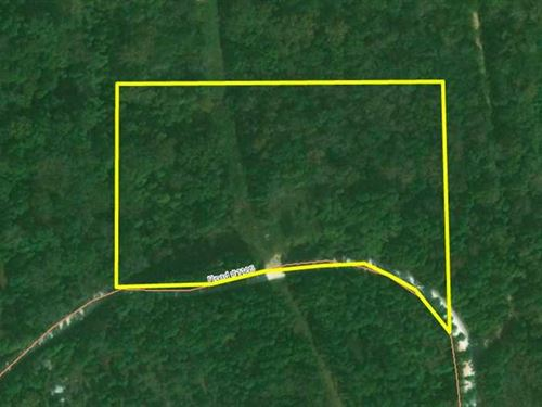 2.5 Acres in Calico Rock, AR Near : Calico Rock : Stone County : Arkansas
