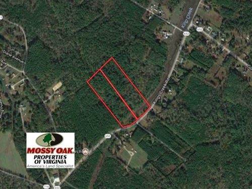 Under Contract, 16 Acres of Hunti : Gloucester : Virginia