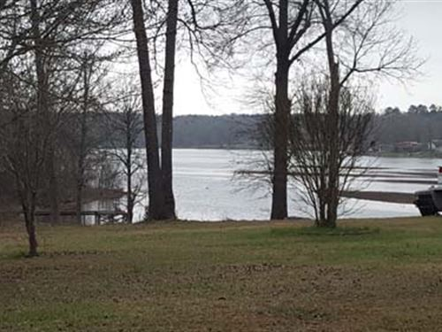 Auction - Lakefront Lot : Waterloo : Laurens County : South Carolina