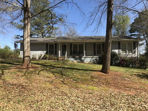 130 Cherry Street : Lineville : Clay County : Alabama