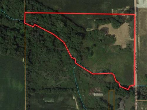 An Amazing Building Site on 7 Acre : Lapel : Madison County : Indiana