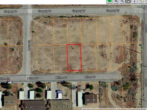 .16 Acres In Mojave, CA : Mojave : Kern County : California