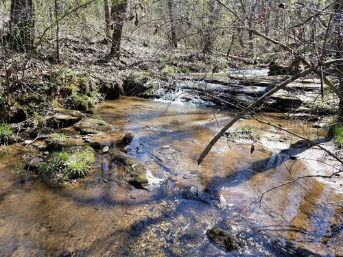 Ramsey's Creek Tract : Seneca : Oconee County : South Carolina