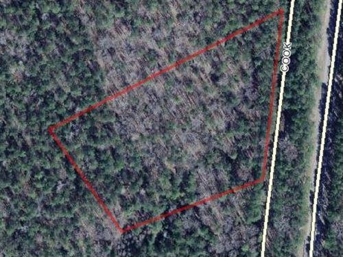 5.55 Acres - Fairfield County, Sc : Ridgeway : Fairfield County : South Carolina