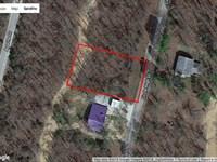 Gorgeous Sloped Lot With Woodland : Horseshoe Bend : Izard County : Arkansas