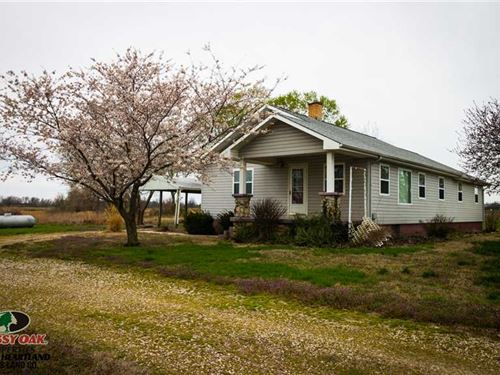 1653 Sq Ft Country Home on 3 Acres : Chetopa : Labette County : Kansas