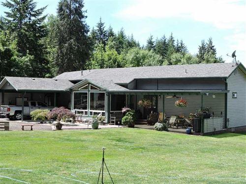 Cascade View Home : Glide : Douglas County : Oregon