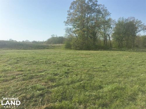 Golf Trail Ridge Homesite : Muscle Shoals : Colbert County : Alabama
