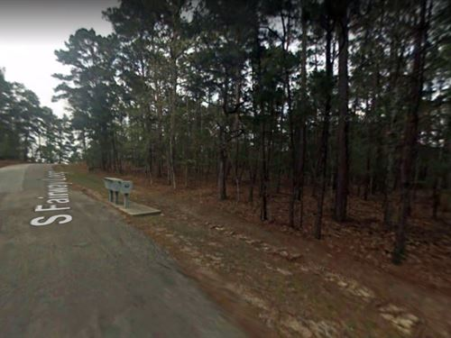 .19 Acres In Coldspring, TX : Coldspring : San Jacinto County : Texas