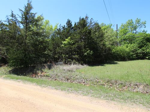 Residential Investment Corner Lots : Gordonville : Grayson County : Texas