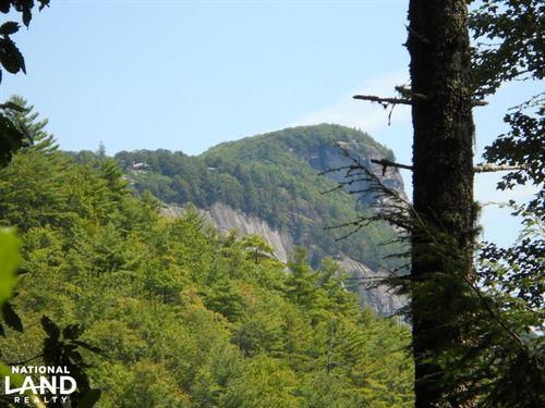 Cullasaja Club Lot With Views : Highlands : Jackson County : North Carolina