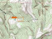 Hideaway Located In Nat Forest : Deer : Newton County : Arkansas
