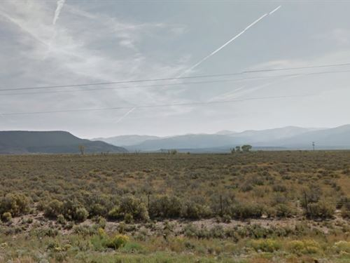 Costilla County, Co $7,000 Neg : Fort Garland : Costilla County : Colorado