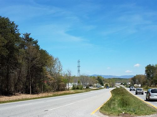 Travelers Rest Commercial Tract : Travelers Rest : Greenville County : South Carolina