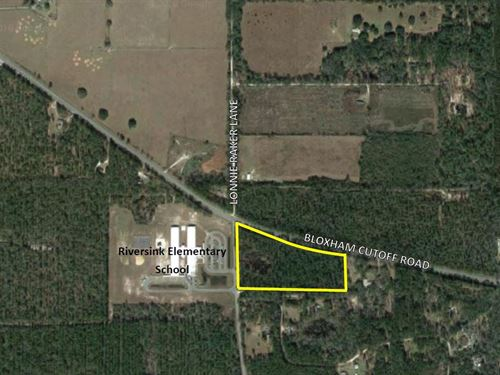 Bloxham School Tract : Crawfordville : Wakulla County : Florida
