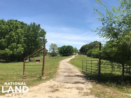 2 Acres And Home Vzcr 2903 : Eustace : Van Zandt County : Texas