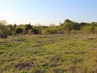 Country Home Build Site For Sale : Petty : Lamar County : Texas