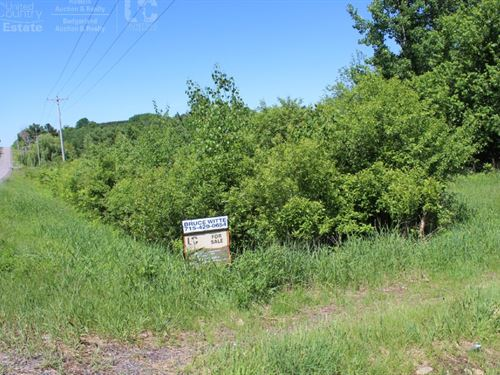 Perfect Property To Build & Hunt : Arpin : Wood County : Wisconsin