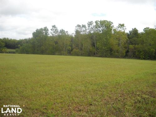Windhaven Lakes Homesite OR Mini-Fa : Burkville : Lowndes County : Alabama