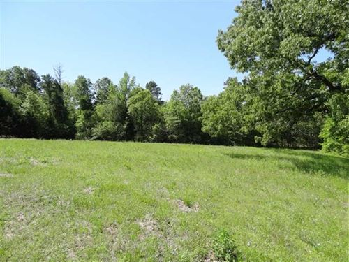 5 Acre Homesite Near Bigelow : Bigelow : Perry County : Arkansas