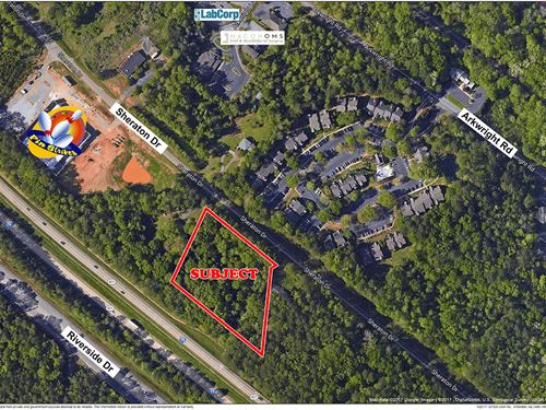 3.37 Ac In Fast Growing Area Macon : Macon : Bibb County : Georgia
